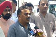 Maharashtra: Congress demands termination of BJP ministers involved in scams