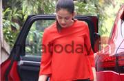 SEE PICS: Mira Rajput takes daughter Misha out for a walk