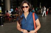 Mona Singh's blue dress is making us want to change our wardrobe