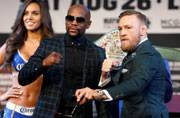 The Money Fight: Floyd Mayweather and Conor McGregor to fight for the 'Money Belt'