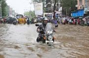Mumbai rains in pictures: Rains wreak havoc in Maximum City