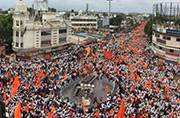 Mumbai's Maratha groups to organise mook morcha demanding reservations in education and jobs