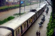 Mumbai rains: 17 trains cancelled due to waterlogging after heavy downpour
