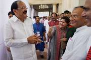 Rajya Sabha members welcome new Chairman with hopes and expectations