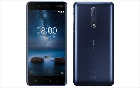 d17895cdc HMD Global is set to launch its first high-end Nokia phone aka Nokia 8  today. The smartphone will be announced at an event that is going to take  place in ...