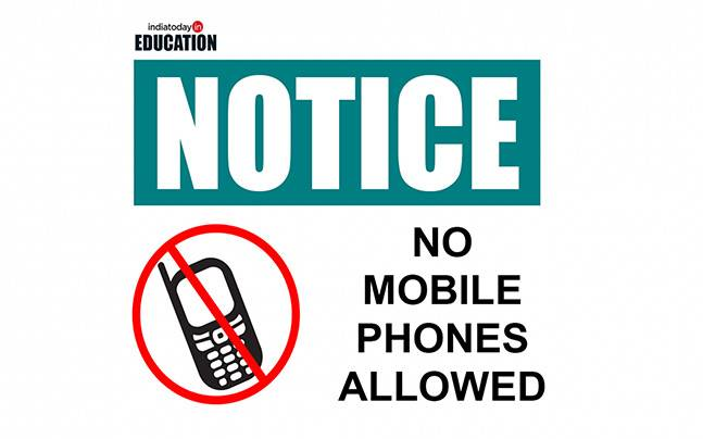 cell phones cannot be used in class anymore by haryana