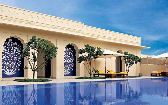 Oberoi Sukhvilas Resort and Spa,