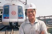 Delhi Metro Rail Corporation: On the right track