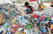MCDs clueless on how to dispose 1,200 kg of polythene bags seized since ban