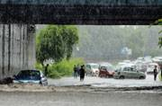 Delhi: Traffic jams, waterlogging mar monsoon experience
