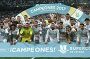 Dominant Real Madrid crush Barcelona to win Super Cup