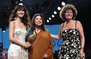 Designer Ritu Kumar is happy about Indian youth being interested in handloom