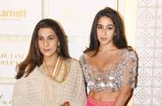 Did Amrita Singh instruct Sara Ali Khan to not hang out with male friends before her debut?