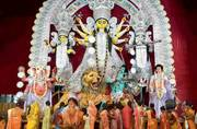 BJP's next target in West Bengal is shoring up Durga Puja clubs in communally-sensitive districts