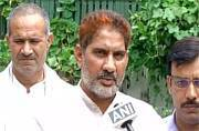 After Vikas's arrest in Chandigarh stalking, BJP chief Subhash Barala's photo missing from posters