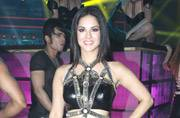 Sunny Leone could very well do 50 Shades of Grey in this attire