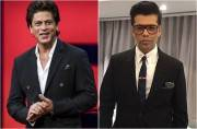 Karan Johar shoots for the third episode of Shah Rukh Khan