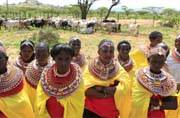 Men are not allowed in this African village which supports victims of sexual violence, FGM and child marriage