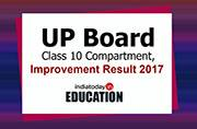 UP Board Class 10 Compartment, Improvement Results 2017 declared at upmsp.edu.in: Steps to check