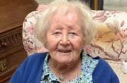 107-year-old woman says whiskey is the secret to her long life
