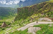 How cycling through the rugged mountains into Leh can be an enlightening experience