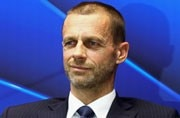 UEFA president says rich-poor divide is key issue in European football