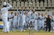 10 years ago today, India defeated Pakistan 3-0. And it was a cricket match!
