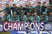 Pakistan anticipate return of international cricket after successful World XI series