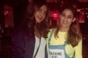 SEE PIC: Nayanthara meets Priyanka Chopra in US