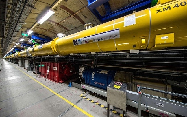 Biggest X-ray laser in the world