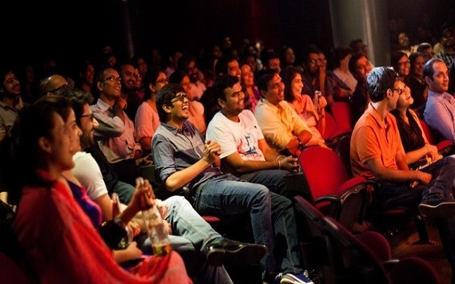 Evolution of stand up comedy in India