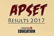APSET 2017 results out at apset.net.in: How to check