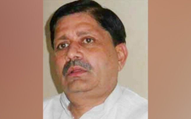 BJP MLA Narendra Singh Kushwaha