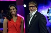 Kaun Banega Crorepati: Big B says he had an extraordinary meeting with P.V. Sindhu