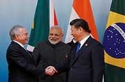 All about the 9th BRICS summit held in China