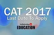 Alert! CAT 2017 registrations end today at 5 pm, apply now on iimcat.ac.in