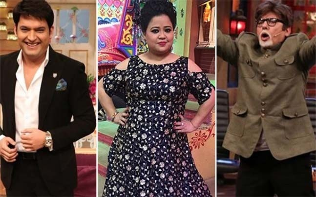 who shot Laughter Indian Great Challenge: comedians 6  The