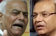 Father, son and economy war: Yashwant-Jayant spat triggers dynasty jibe at BJP