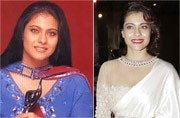 Girl next door to stylish celeb mom, tracing Kajol