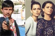 Kangana Ranaut's sister Rangoli and KRK had a Twitter fight. Then KRK dragged it to his own level