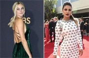 In pictures: Glamour unleashed on the Emmys 2017 red carpet