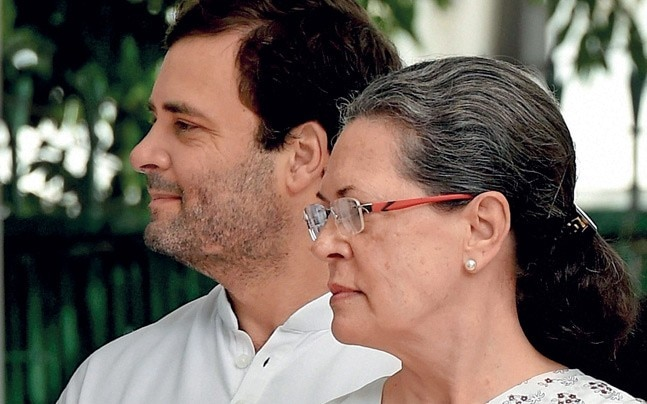 Rahul will lead the Congress; Sonia will remain UPA chief. (Photo: PTI)