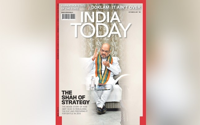 India Today magazine October 9 issue cover