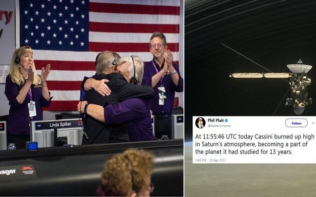 Farewell Cassini