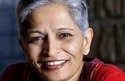 Slain journalist Gauri Lankesh