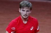 Davis Cup: David Goffin, Nick Kyrgios star as Belgium and Australia share honours in semis