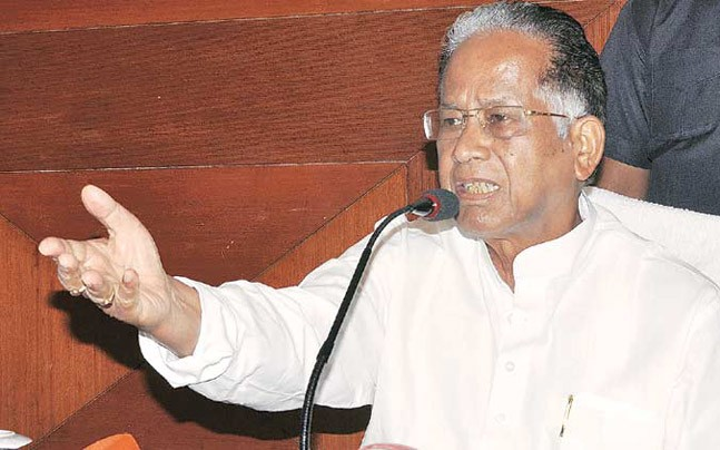 Tarun Gogoi. PTI photo