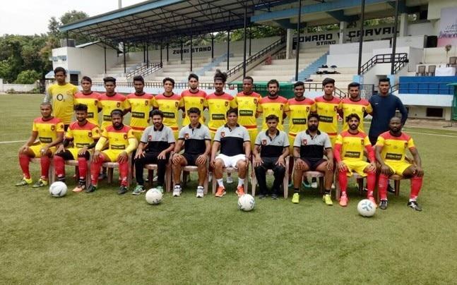 (Gokulam FC Twitter photo)