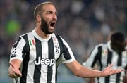 UEFA Champions League: Gonzalo Higuain grabs goal and assist in Juventus' win over Olympiakos