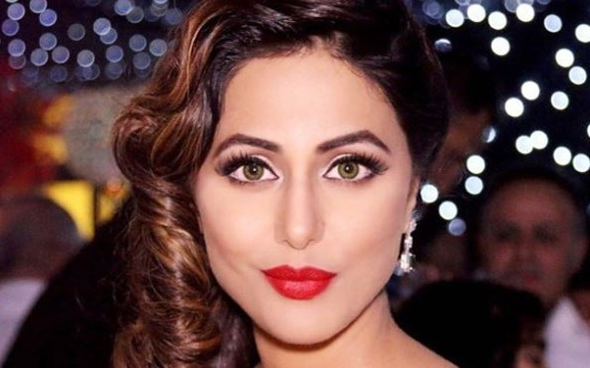 Hina Khan.